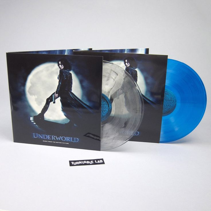Underworld: Music From The Motion Picture Vinyl (Colored Vinyl) Vinyl – TurntableLab.com