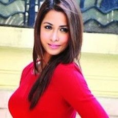 Madhura Naik is not only an Indian actress but also a model and a singer,She's full of talent haa?