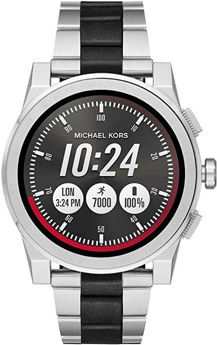 fb3dd3818360 Michael Kors Unisex Watch MKT5037  Amazon.co.uk  Watches