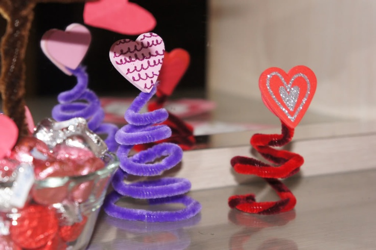 cute valentine EASy craft for the kids