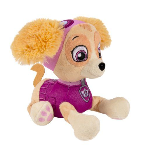 Paw Patrol Pup Pals are super cute and soft to touch. Collect all your favorite Pup Pals including Marshall, Rubble, Chase, Skye, Rocky, Zuma and Ryder! Light up your child's imagination as they recreate their favorite moments from the hit Nickelodeon Kids show, Paw Patrol! toys4mykids.com