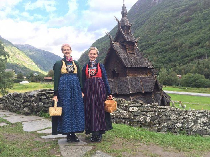 Bunad frå Indre Sogn