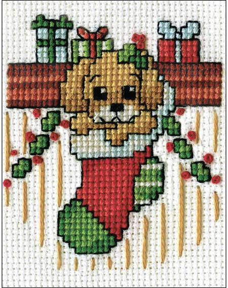 Dogs - Cross Stitch Patterns & Kits - 123Stitch.com