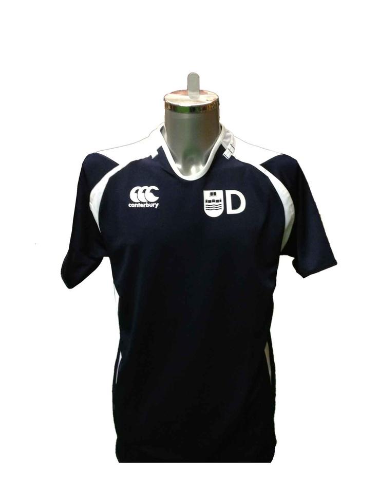 camiseta rugby Deusto