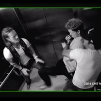 Luke Bryan and Florida Georgia Line Spoof Solange and Jay Z Elevator Fight at CMT Music Award http://www.eonline.com/news/548387/luke-bryan-and-florida-georgia-line-spoof-solange-and-jay-z-elevator-fight-at-cmt-music-awards?cmpid=sn-111021-facebook-na-eonline