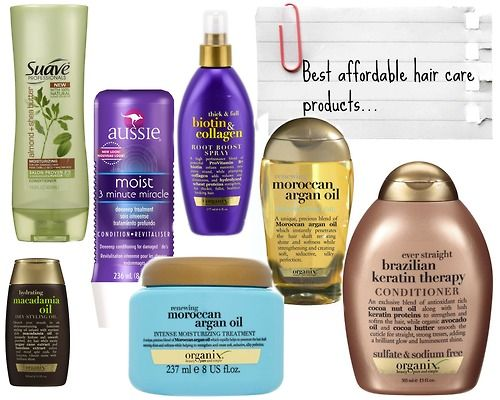 BEST hair products for health hair. I found that these affordable treasures have been essential to nursing my once damaged hair back to health.
