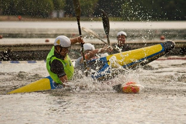 6 Reasons to Play Canoe Polo