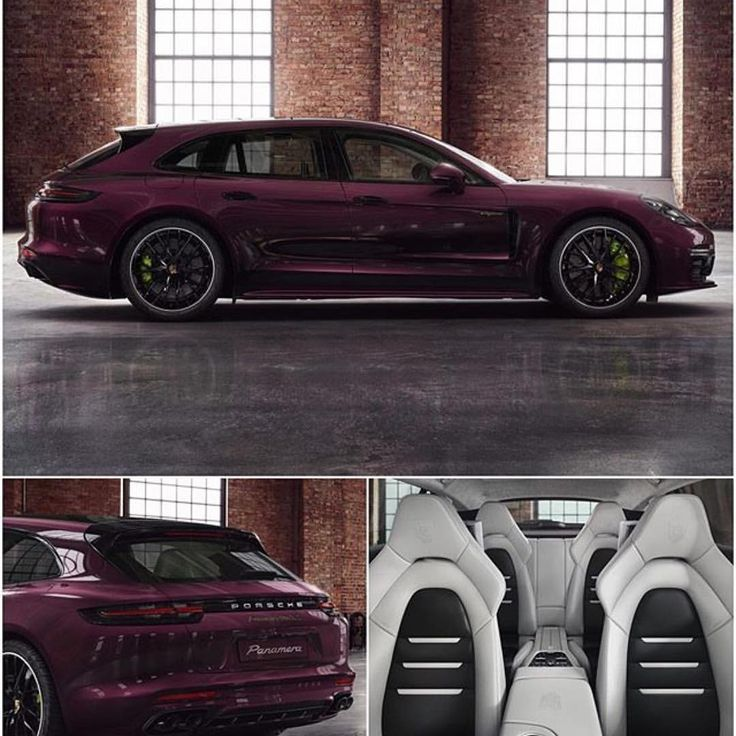 """The spectacular new Panamera Sport Turismo - David Watson (@centurionmotorsgroup) on Instagram: """"🔥🔥🔥🔥My Next One👀👀👀👀 Amethyst Metallic Panamera! What do you think about the color? 