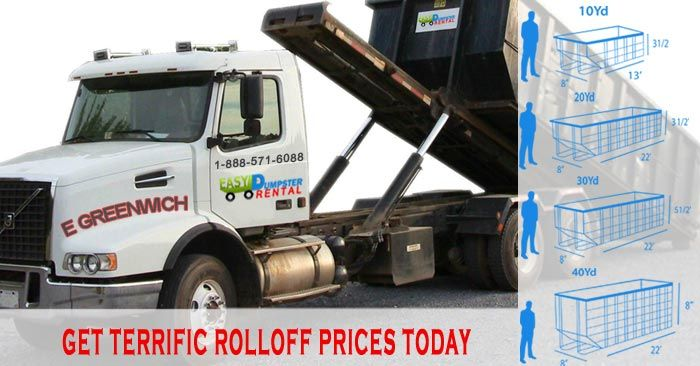 East Greenwich, RI at EasyDumpsterRental Dumpster Rental in East Greenwich, RI Get Terrific Rolloff Prices Today Click To Call 1-888-792-7833Click For Email Quote How We Furnish The Best Service In Greenwich: Every day we go the extra mile to exceed your expectations. With on time delivery and pickup guaranteed, we help you get the job... https://easydumpsterrental.com/rhode-island/dumpster-rental-east-greenwich-ri/