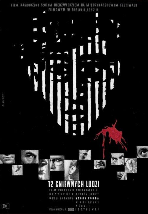 12 gniewnych ludzi (1957) | Dwunastu przysięgłych ma wydać wyrok w procesie o morderstwo. Jeden z nich ma wątpliwości dotyczące winy oskarżonego.