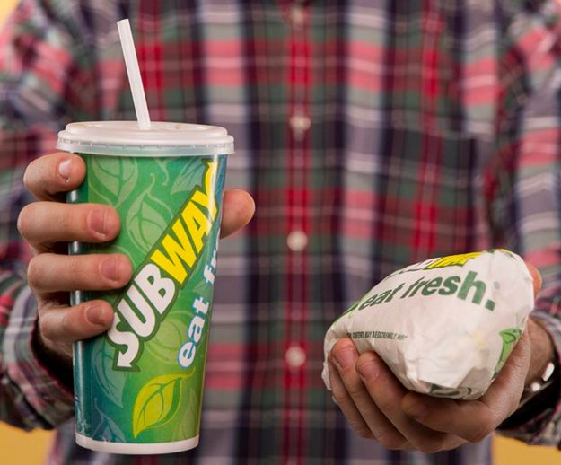 Subway | 21 Places To Get Free Food On Your Birthday