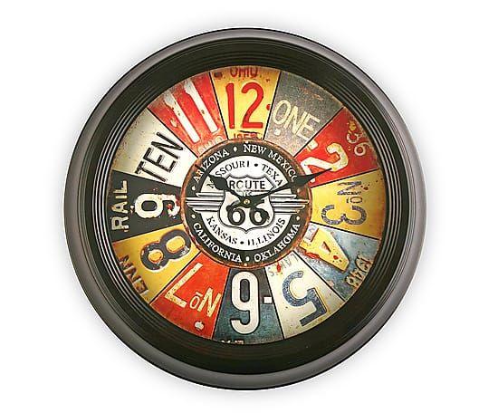 """169zł Zegar ścienny """"Pared"""", Ø 47 x 13 cm"""