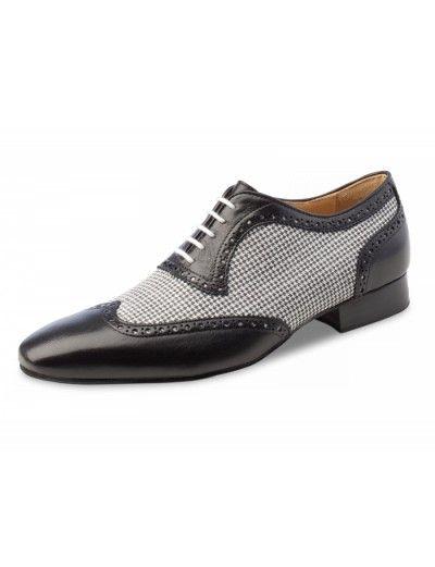 Chaussures de danse type derby, Mambo Nueva Epoca en cuir