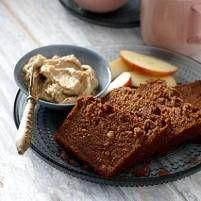 Nog een Quilty Pleasure: Warme appelcake met appel-walnoten-'boter' Biologisch Lekker Natuurlijk | Recepten Smaakmakend