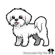 draw a cartoon shih tzu - Google Search