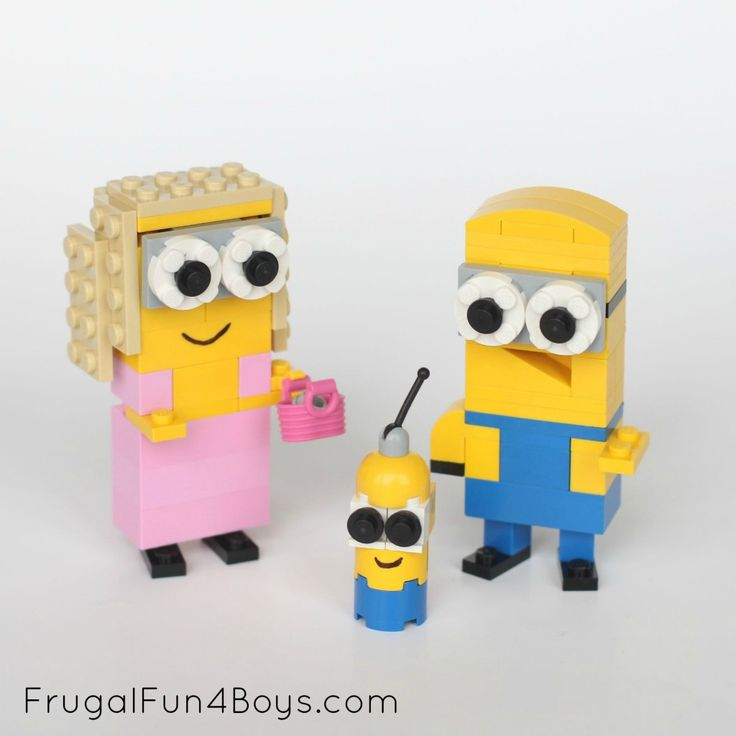 mega bloks build a minion instructions