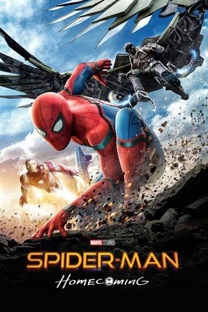 Watch Spider-Man: Homecoming (2017) Full Movie Streaming HD