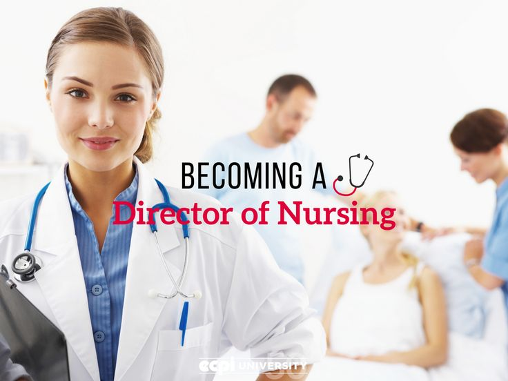 How do you a director of nursing director of
