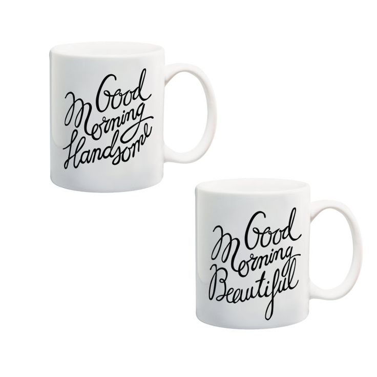 Set cani Good Morning - 69 lei  http://www.giftsboutique.ro/product/set-cani-good-morning/