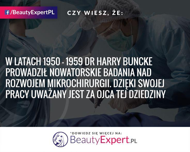 Mikrochirurgia wykorzystywana jest min. przy operacjach nosa :) #BeautyExpert #OperacjePlastyczne #ChirurgiaPlastyczna #Mikrochirurgia #CiekawostkiMedyczne