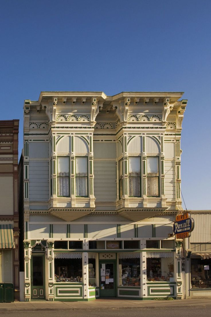 This California town is a perfectly preserved Victorian village
