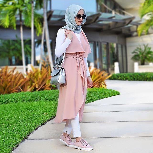 موضة الحجاب - موضة ربيع صيف 2017