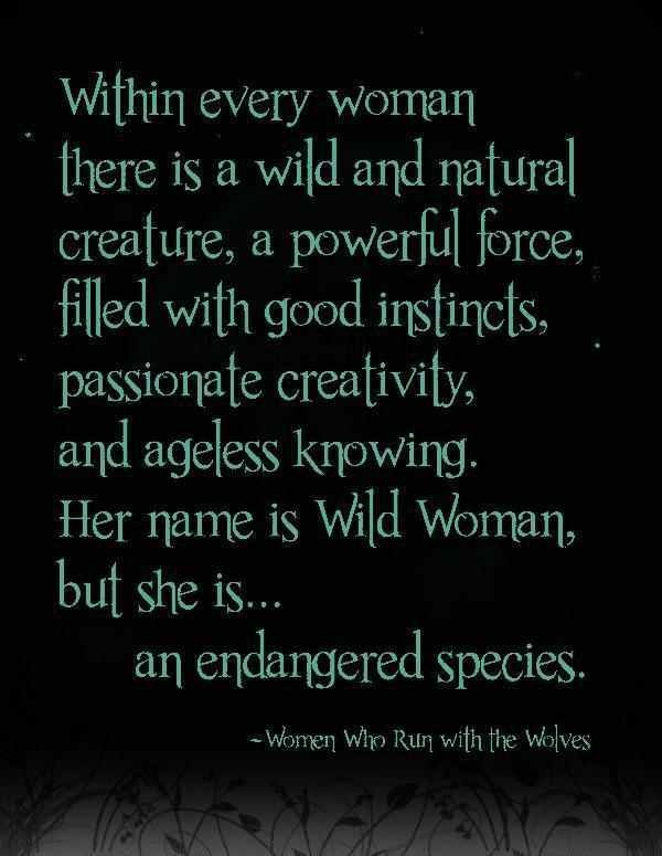 What a Woman!!!