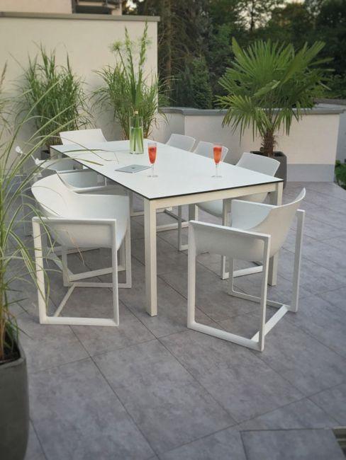 Vondom Emu Garten Essgruppe Round Wall Street Online Kaufen Bestpreis Ausziehtisch Garten Gartenmobel Weiss Gartenstuhle