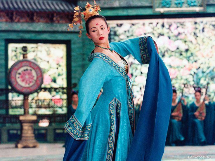 HQ La foresta dei pugnali volanti 1280 x 1024 wallpaper #ZhangYimou #oriente #colorflu #colors