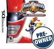 Power Rangers: Super Legends — PRE-Owned - Nintendo DS