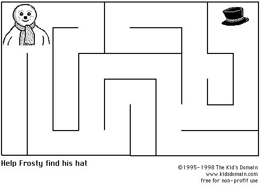 Iroquois Worksheets Free Printable Easy : Best images about mazes on pinterest maze kids