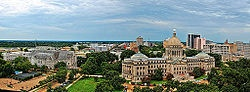 """""""Jackson is the capital and the most populous city of the US state of Mississippi. It is one of two county seats of Hinds County.... The city is named after Andrew Jackson, who was still a general at the time of the naming but later became president. The city is the anchor of the Metro area."""""""