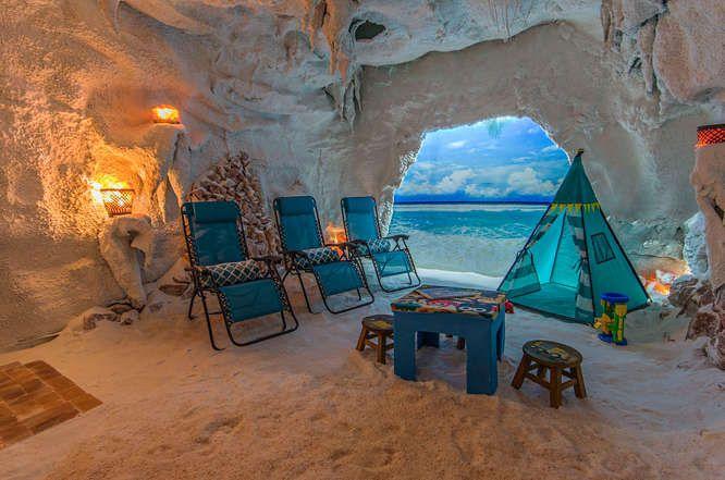 Children's Salt Cave
