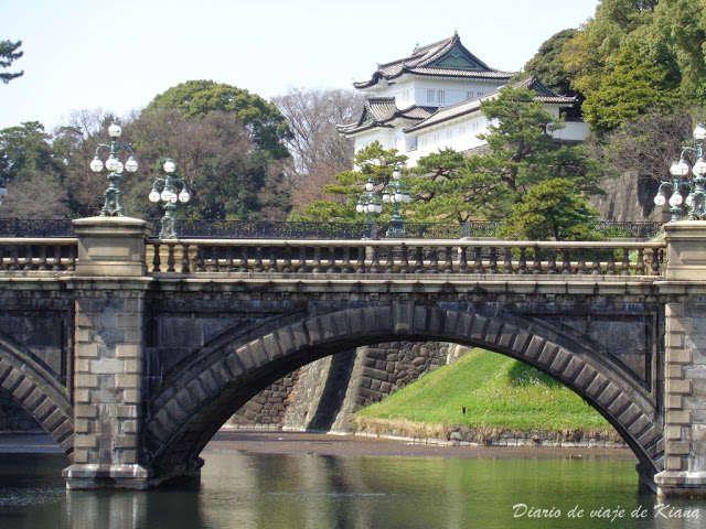 Viaje a Japón. Día 4. Tokyo: Palacio imperial, Meiji Jingu, parque Yoyogi, Takeshita Dori, Omotesando, Shibuya, Odaiba