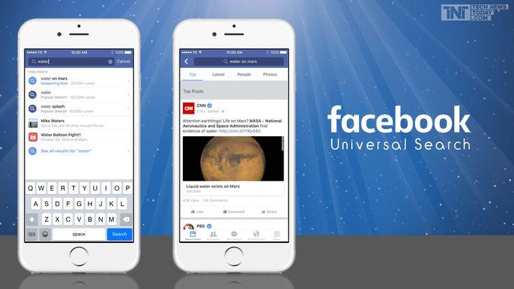 "Fitur Terbaru Facebook ""SEARCH Fyi"""