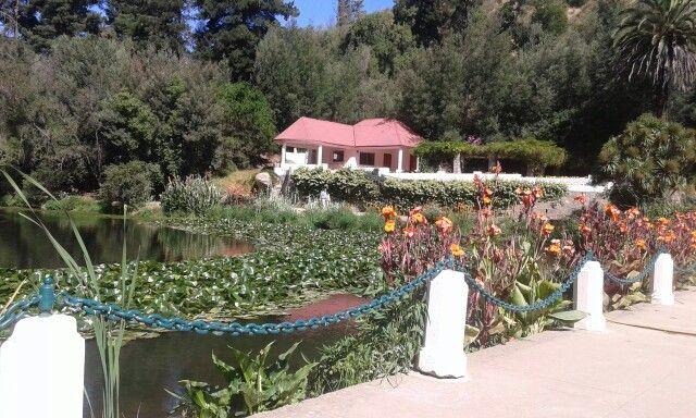 Laguna Jardin Botanico