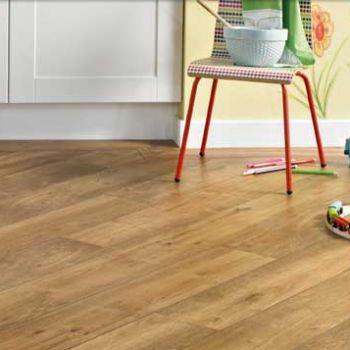 Karndean Van Gogh Classic Oak Vinyl Flooring Tiles - Every Floor Direct