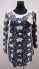 Sweter damski 6008 MIX S-2XL