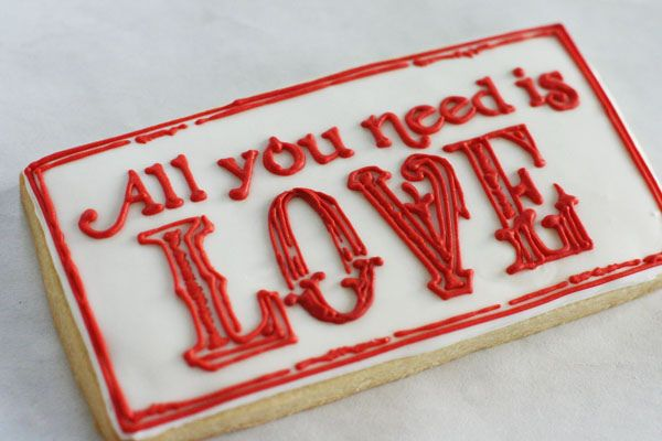 All you need is LOVEValentine Cookies, Shower Wedding Cookies, Cookies Decor, Cakes Cupcakes Cookies, Showerw Cookies, Bridal Shower, Cookies Cak, Cookies Inspiration, 05 Cookies