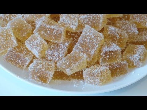 How to make Whisky Gums (Alcoholic Candy)