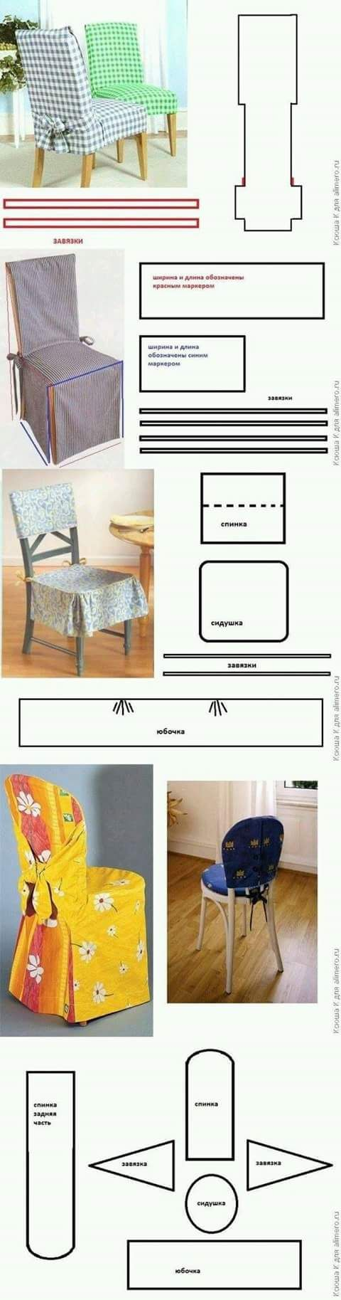 17 mejores ideas sobre fundas para sillas de comedor en for Medidas de una silla de comedor