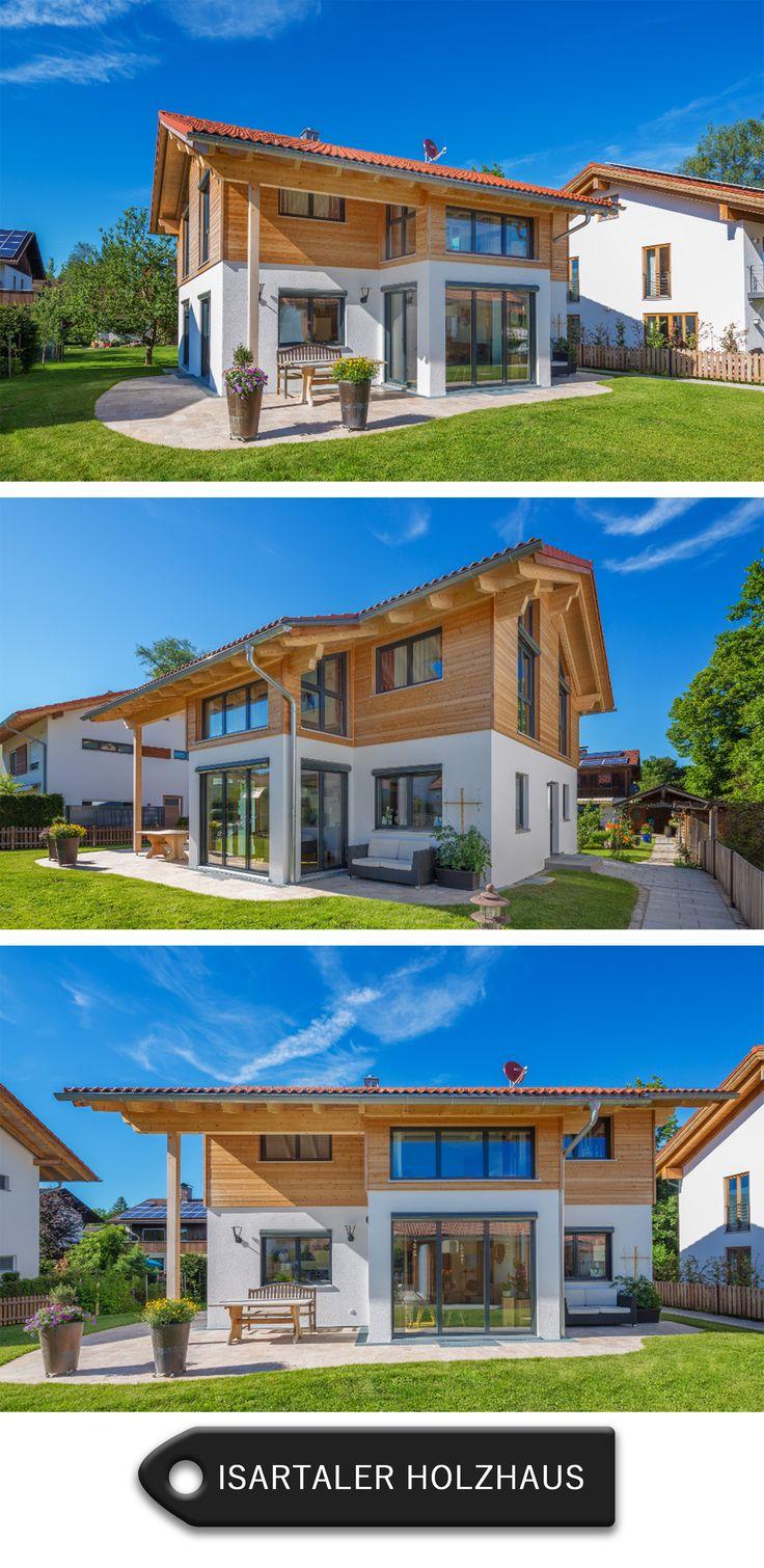 Holzhaus Auensee