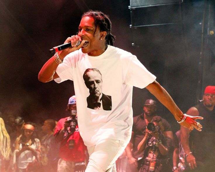 A$ap Rocky Confirms Grime Legend Skepta Will Be On His New Album  #skepta #aaprocky