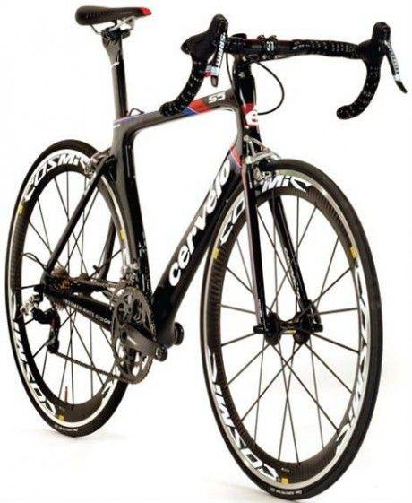 Cervelo S5 Racing Bicycle