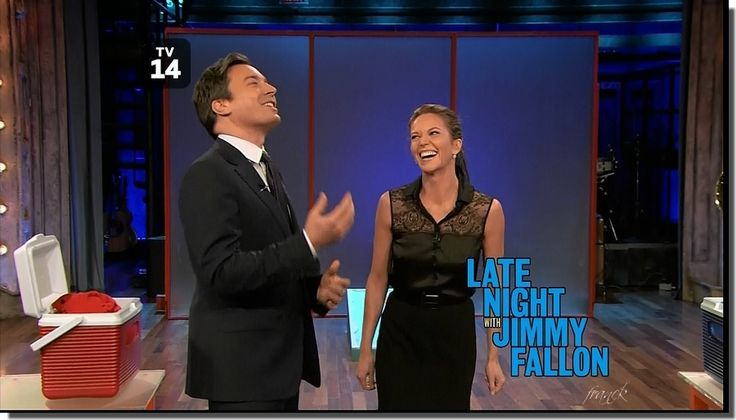 https://flic.kr/p/q9hkvT | DIANE LANE..SHOW TV | OCT  2010~ Late Night with Jimmy Fallon
