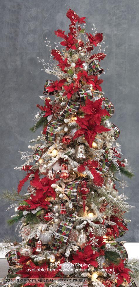 350 best christmas tree 39 s images on pinterest xmas trees. Black Bedroom Furniture Sets. Home Design Ideas
