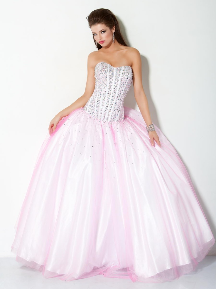 18 best Prom Dresses images on Pinterest | Party wear dresses, Ball ...