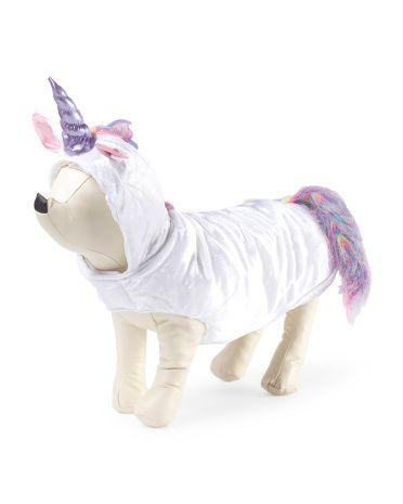 Unicorn Pet Costume