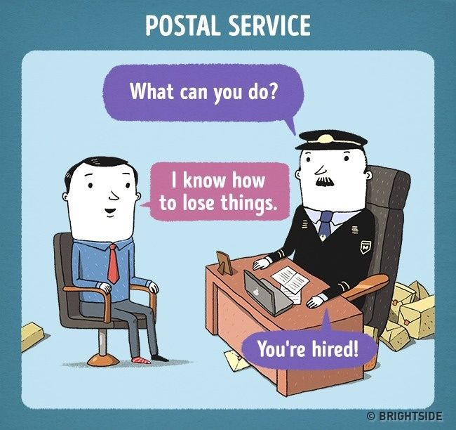 Some job-searching humour to lighten up your day! However, different companies require different skills or profiles, do your homework before applying! Pinned for laughs by #Europass