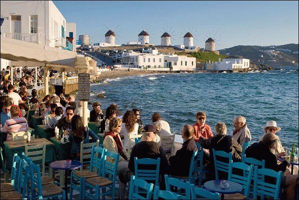 Отдых на Миконосе в 2017, Греция - цены, пляжи, развлечения и достопримечательности